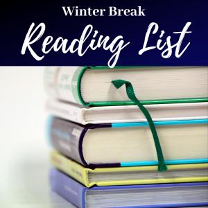 Winter Break Reading List 2